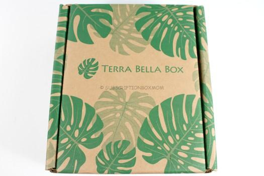 Terra Bella Makeup Box July 2016 Review