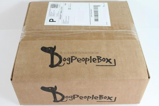 DogPeopleBox July 2016 Review