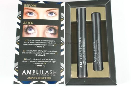 Amplilash Mascara Serum & Fiber Lash Duo