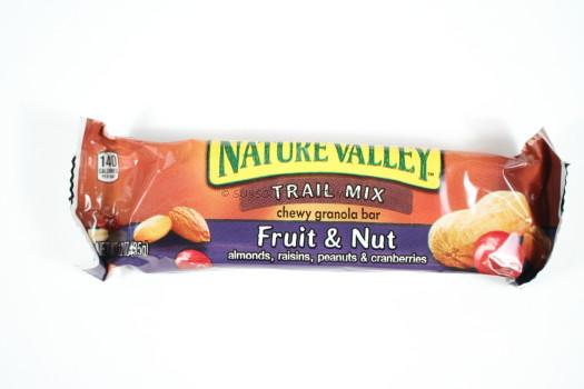 Nature Valley Trail Mix Fruit & Nut Bar