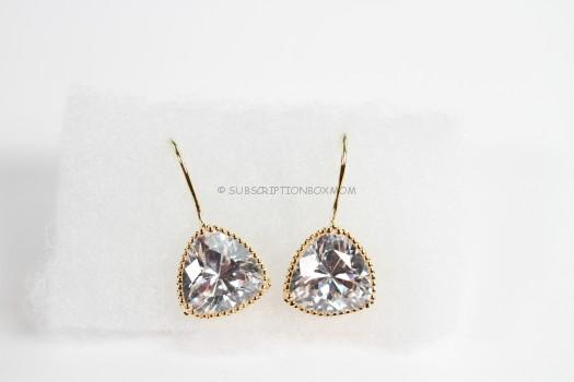 Sparkly Drop Earrings