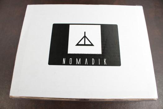 The Nomadik Subscription Box July 2016 Review