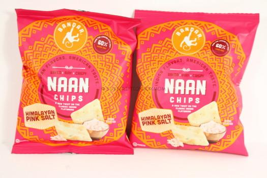 Bandar Foods Naan Chips