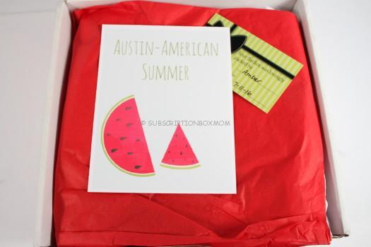Austin-American Summer