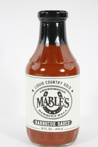 Mable's Liquid Gold BBQ Sauce by Mable's Smokehouse & Banquet Hall