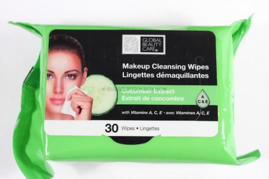 Global Beauty Care Make Up Cleansing Wipes