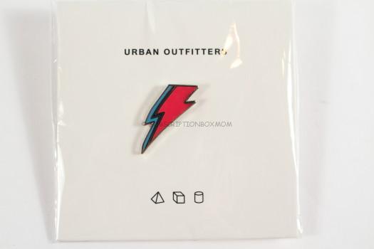 Urban Outfitters Lightening Bolt Pin