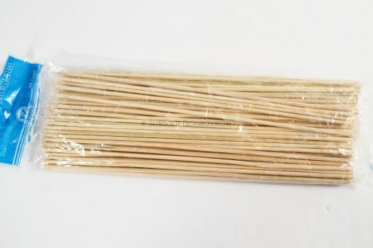 8″ Bamboo Skewers by Hamptons Lane