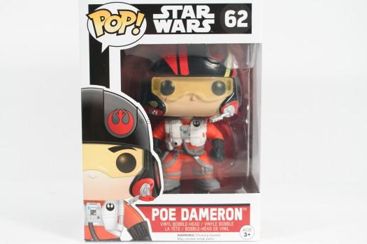 Star Wars Episode 7 Pop! Poe Dameron