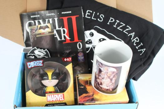 My Geek Box June 2016 Review
