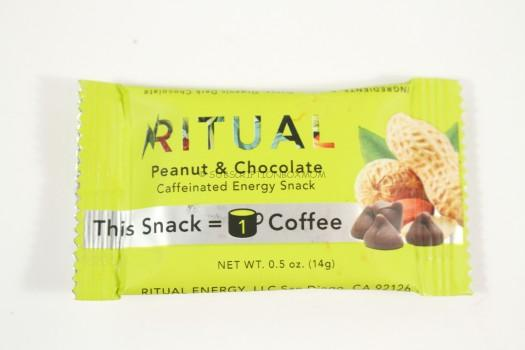 Ritual Energy Peanut Chocolate Energy Snack