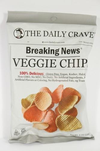Breaking News Veggie Chips