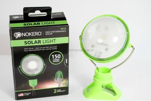 Nokero N233 Solar Light-Lantern