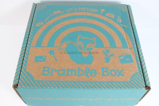 Bramble Box July 2016 Review