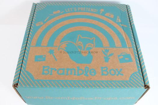 Bramble Box July 2016 Review