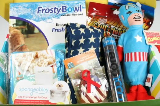 Pet Treater Box July 2016 Review