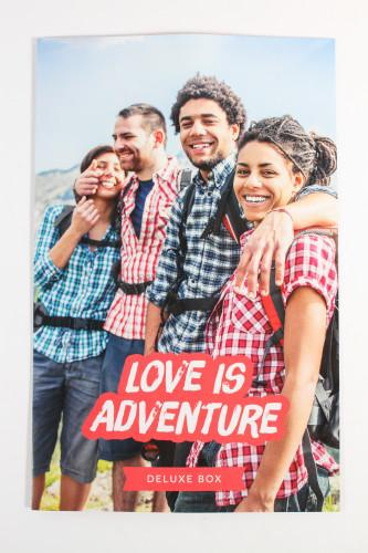 Love is Adventure