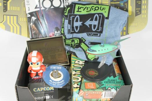 Loot Crate July 2016 Review