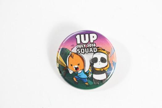 1Up Box July 2016
