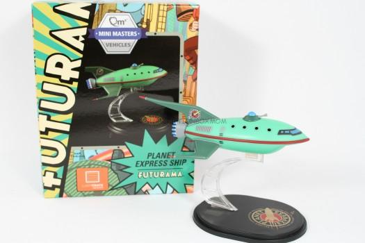 "EXCLUSIVE Futurama ""Planet Express"" Ship Model"