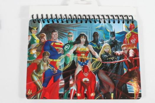DC Comics Notebook