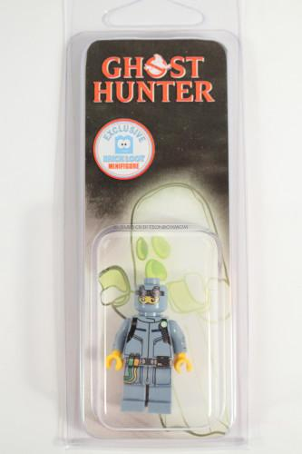 Ghost Hunter Custom Mini Fig