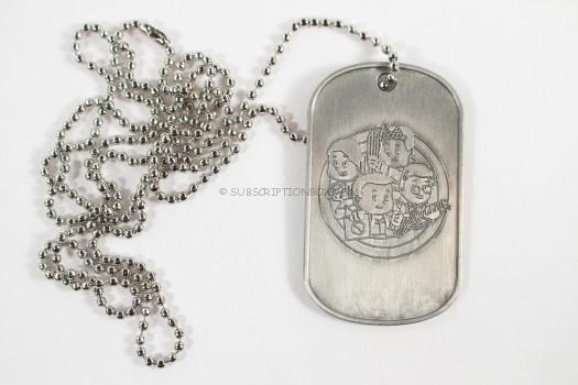 Paranormal Dog Tag
