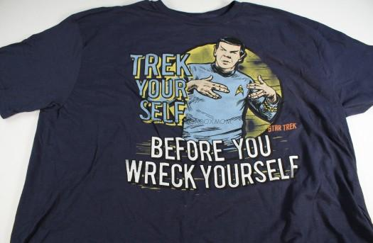 Check Yourself Star Trek T-Shirt