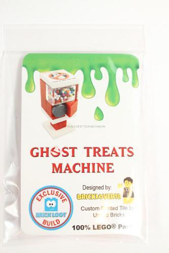 Ghost Treats Machine