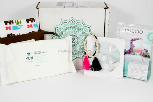 BuddhiBox July 2016 Review