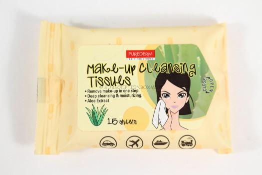 Aloe Mini Travel Cleansing Wipes