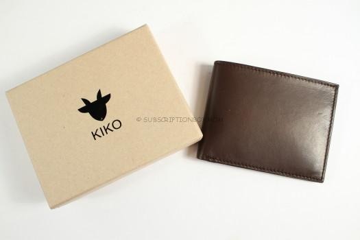 Kiko Leather Wallet