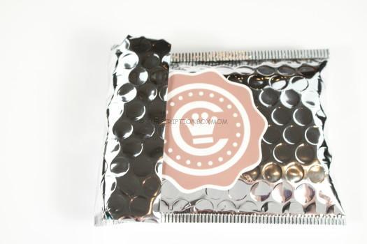 Chococurb pouch