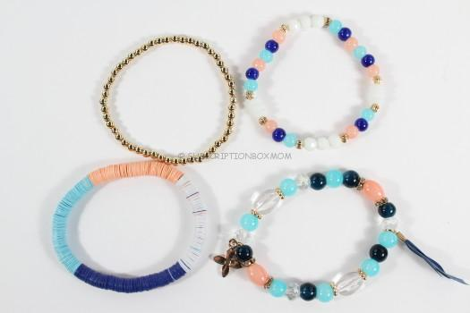 Hello! Bliss Box Beaded Moxy Bracelets