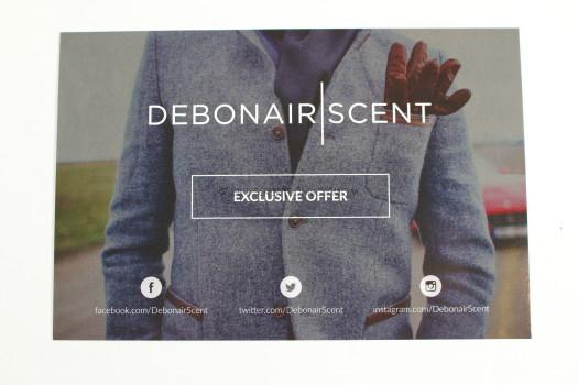 Debonair Scent: