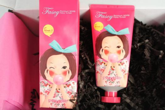 Fascy Hand Cream (Strawberry)