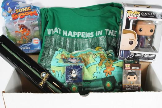 Powered Geek Box July 2016 Review