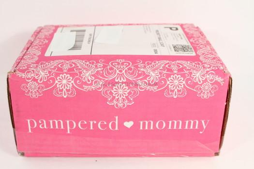 Pamper Mommy Box June 2016 Review