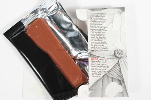 Menakao Milk Chocolate - Madagascan Vanilla This
