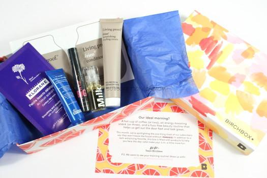 Birchbox July 2016 Review