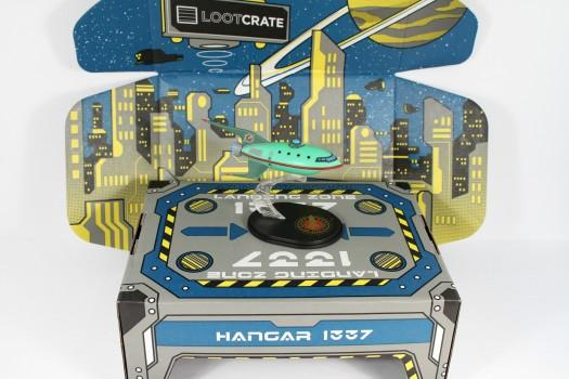 Loot Crate Futuristic City