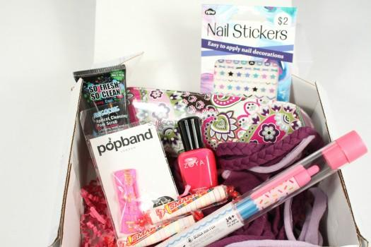 The Boodle Box August 2016 Review - Boodle 2