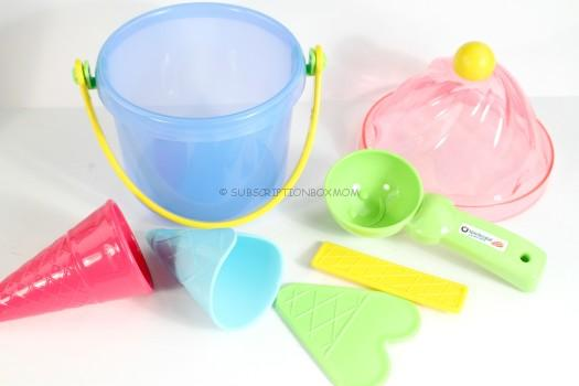 Haba Gelateria Ice Cream Set