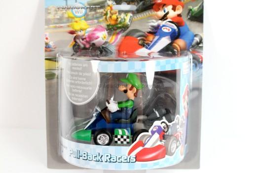 MarioKart Wii Pull-Back Racer