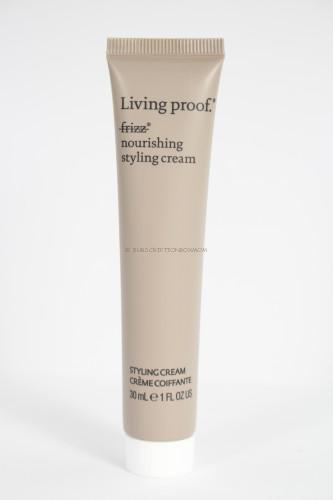 Living proof.® No Frizz Nourishing Styling Cream