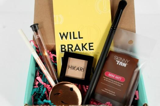 Beauty Box 5 July 2016 Review