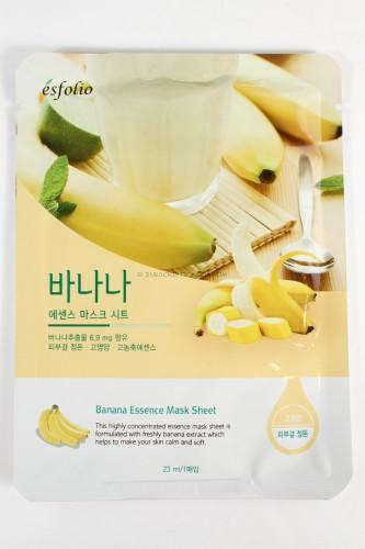 Esfolio Banana Essence Mask Sheet
