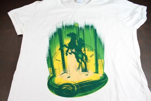 T-Shirt Design Inspired By Zelda