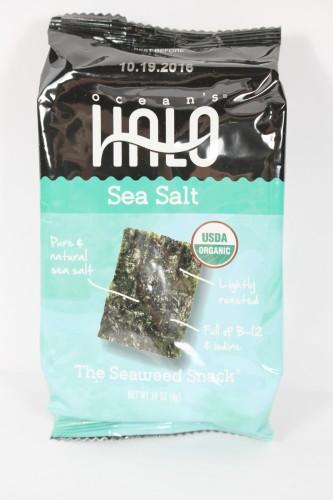 Ocean's Halo Sea Salt Seaweed
