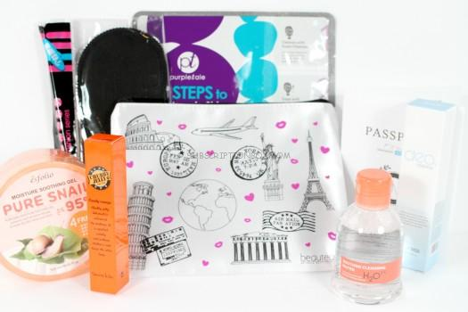 Beauteque Monthly July 2016 BB Bag Review